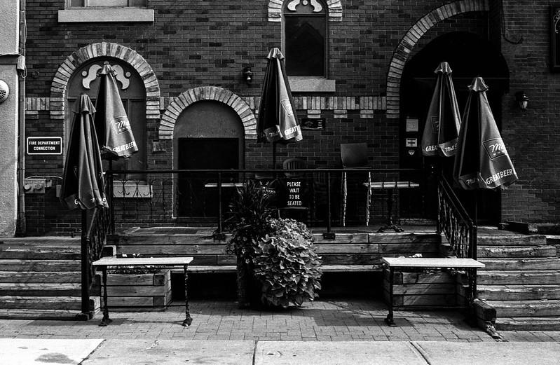 Kings Arms Umbrellas