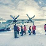 Exiting Antarctica