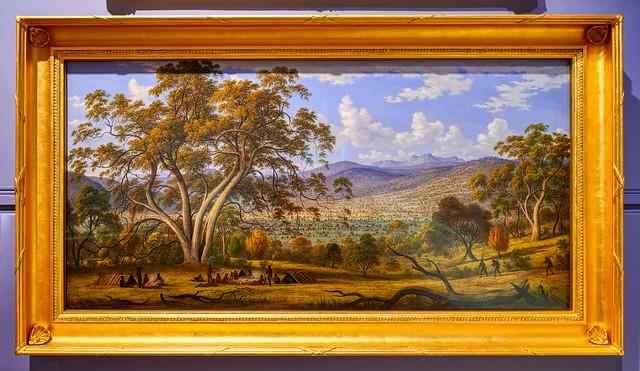 John Glover, Mills Plains