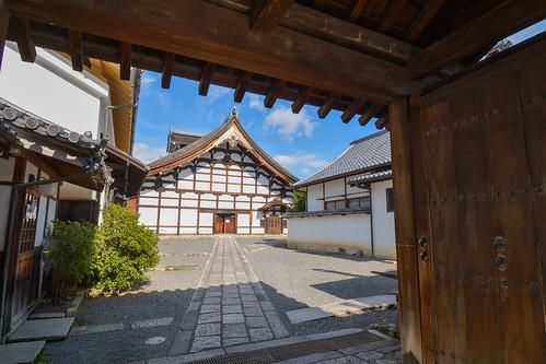 京都 妙心寺 area