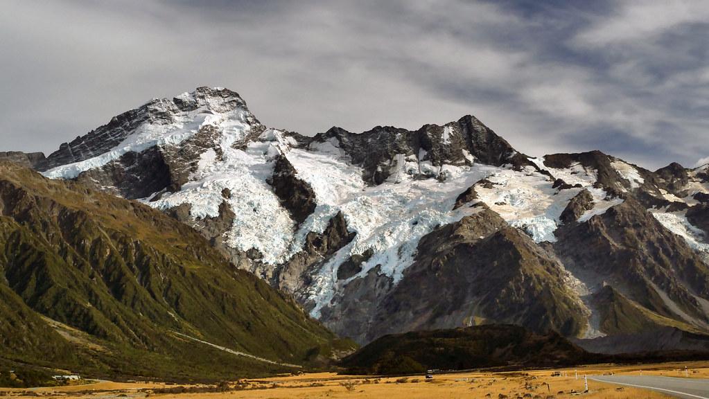 Mount Sefton NZ