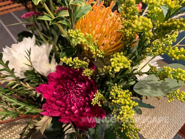 Callia flowers and Bordeaux-6