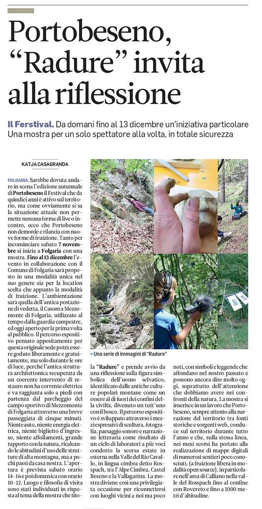 Il Trentino 06 11 2020