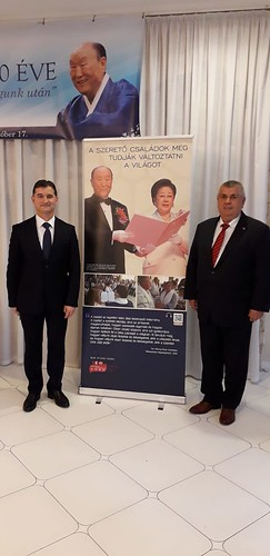 Hungary-2020-10-17-Founder's Centenary, UPF Anniversary Celebrated