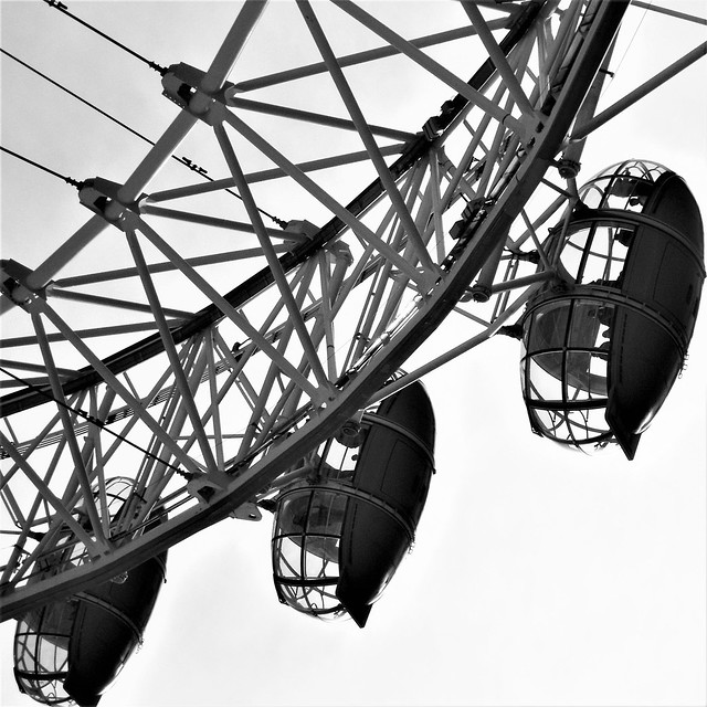 London Eye Headfirst
