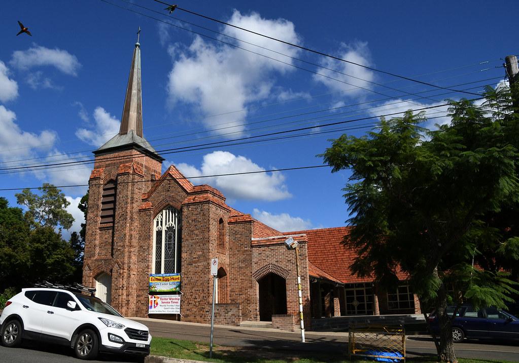 Turramurra Uniting Church, Turramurra, Sydney, NSW.