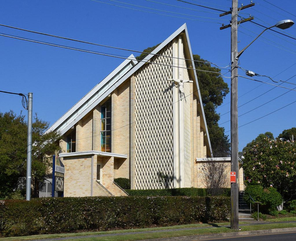 St Therese Catholic Church, Denistone, Sydney, NSW.