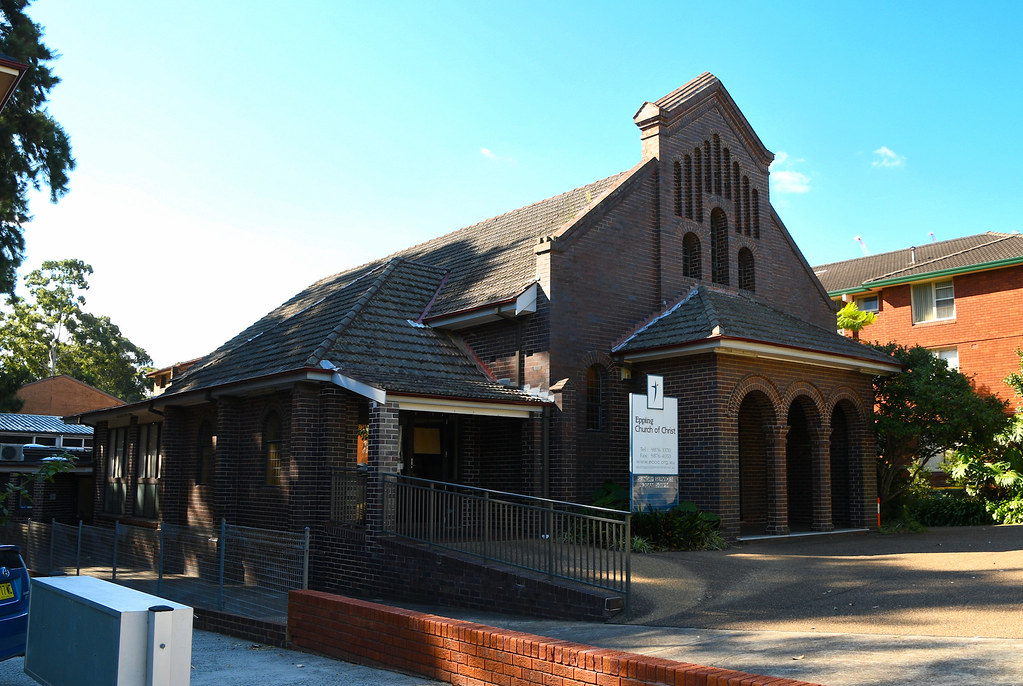 Church of Christ, Epping, Sydney, NSW.
