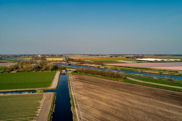Noordhollandsch Kanaal near 't Zand.