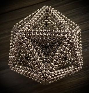 Triple Icosahedron