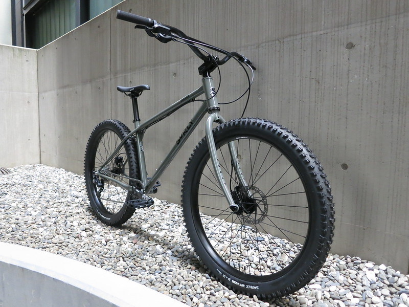 SURLY Lowside 1X10 Gray 2