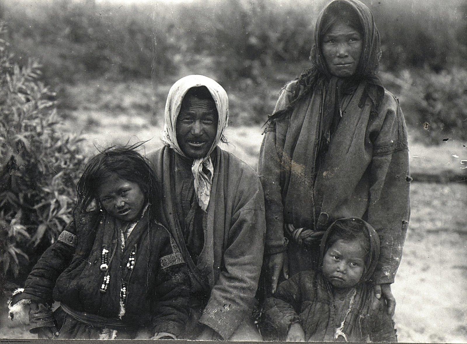Семья енисейца (4)