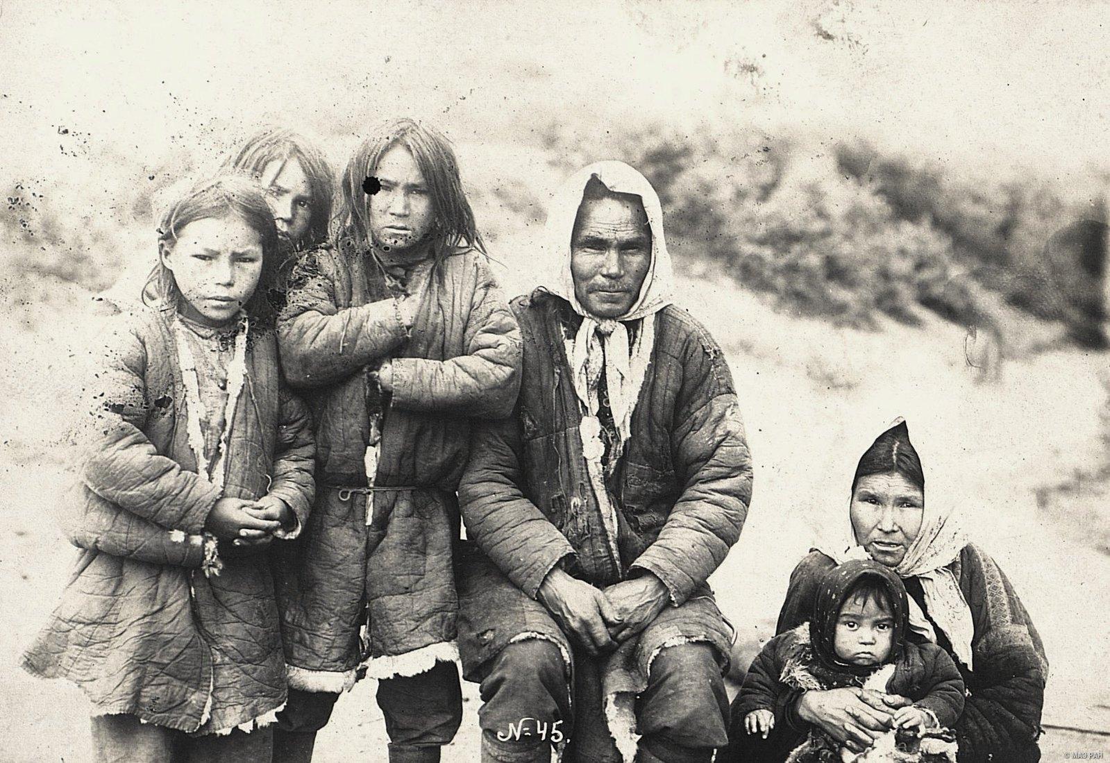 Семья енисейца (1)