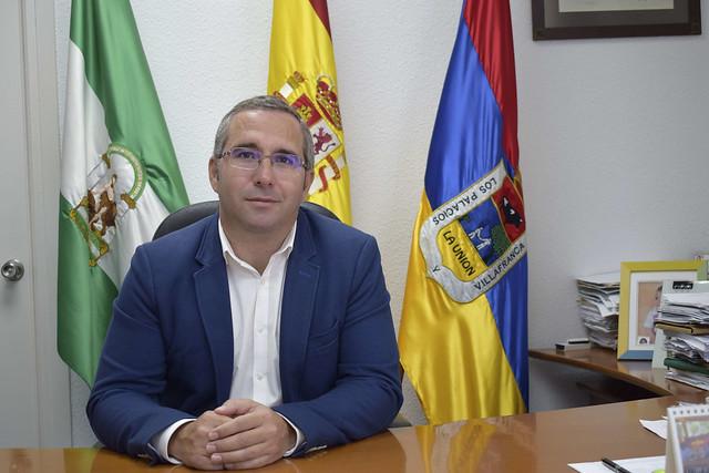 Alcalde Juan Manuel Valle