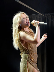 Kylie Minogue - Summer 2019 - Step Back In Time Tour - Scarborough Open Air Theatre - 01.08.19 - 097