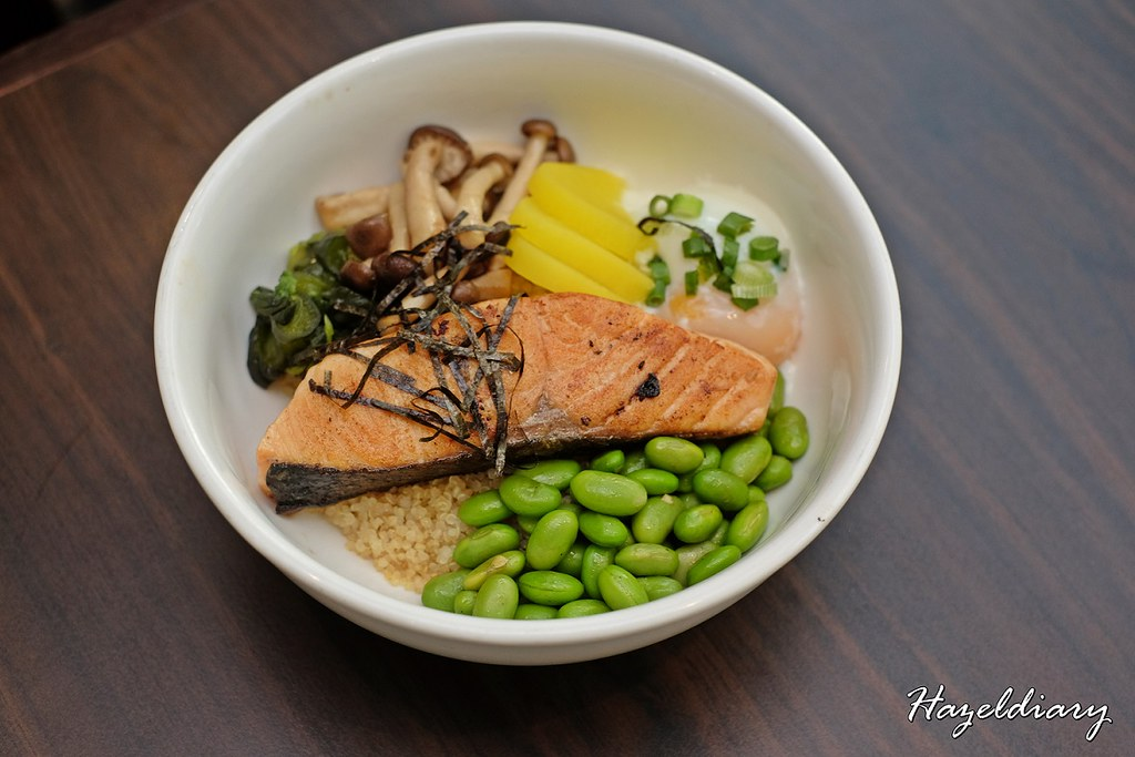 White Rose Cafe York Hotel Singapore - Truffle Yaki Salmon Fillet