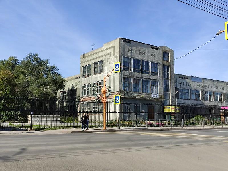 Белово - Промышленное здание