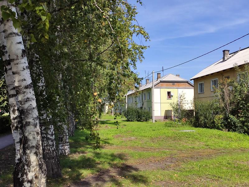 Белово - Улица Чкалова