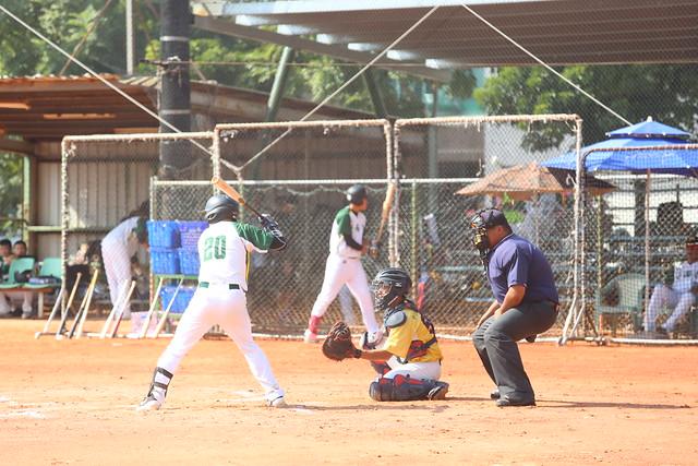 20201105棒球隊vs.台南市成棒隊