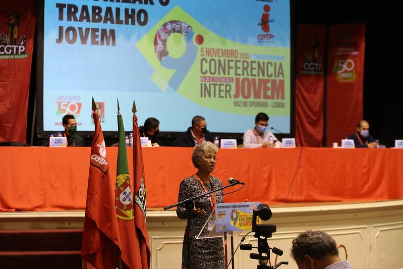 9ª Conferência Nacional da InterJovem