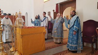06.11.2020 | Литургия в Свято-Юрьевом монастыре