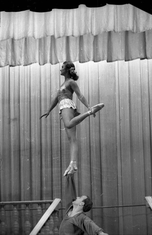 1970-е. Акробаты