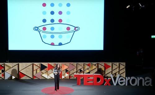 DOMITILLA FERRARI AL TEDXVERONA