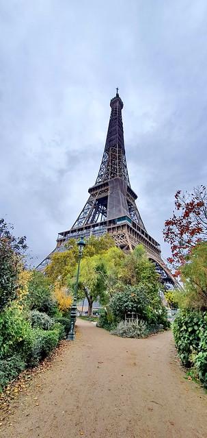 266 - Paris Octobre 2020 - Tour Eiffel