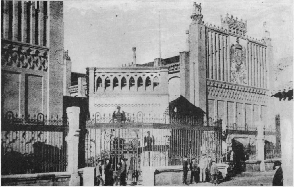 La Escuela de Artes de Toledo a mediados del siglo XX
