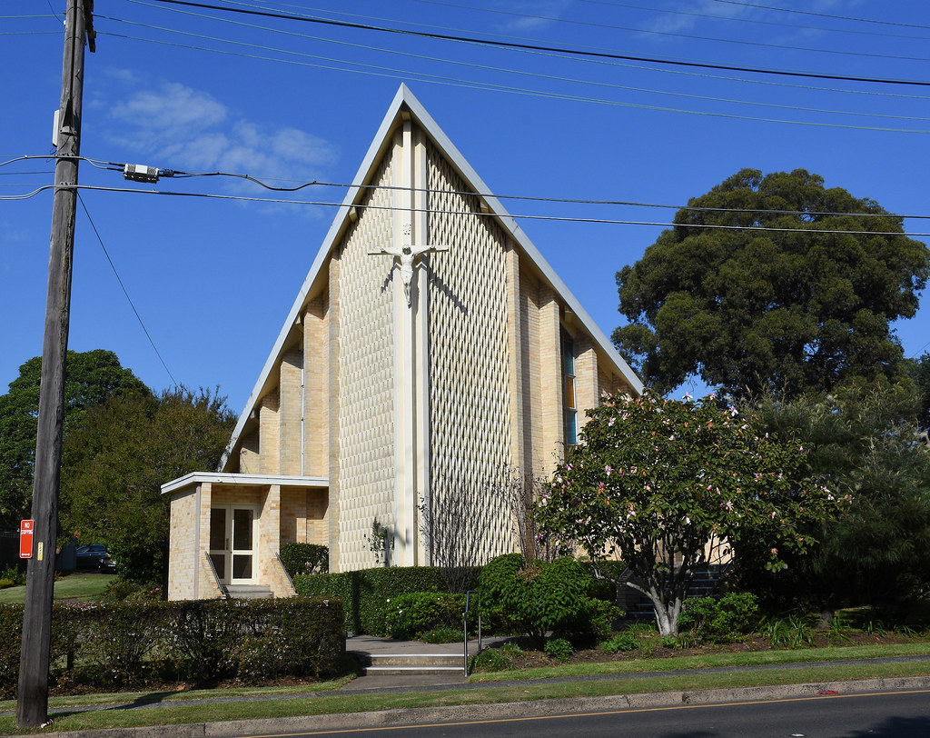 St Therese Catholic Church, Denistone, Sydney, NSW. 1