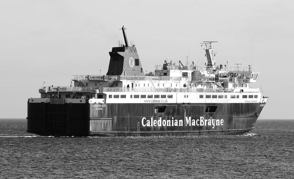 M/V Caledonian Isles