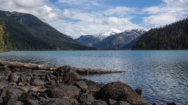 Cheakamus Lake, Whistler, BC
