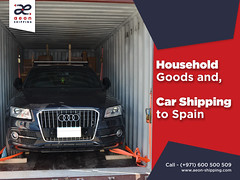 Household Goods and Car Shipping to Spain (2)