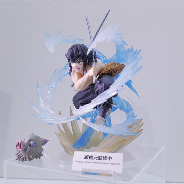 【TAMASHII NATION 2020】《鬼滅之刃》《咒術迴戰》《七龍珠》《航海王》多款新作公開!