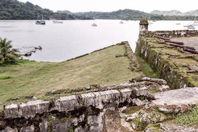 Portobelo Fortifications _1886