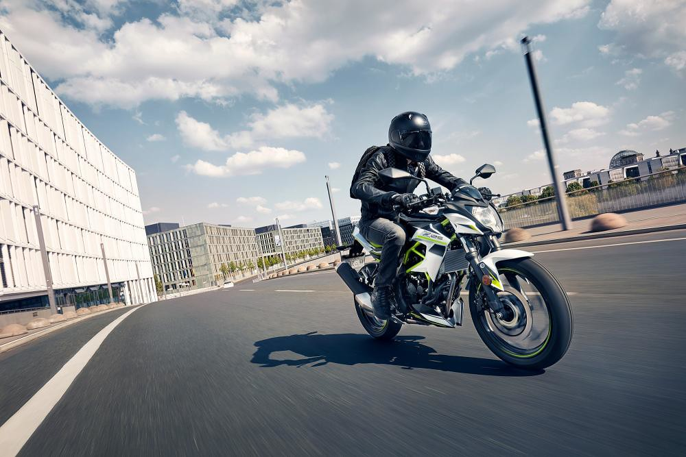 New Kawasaki Z125 2021