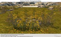".:Tm:.Creation ""Autumn Garden Arrangement"" AG25"