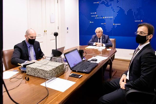 20.11. III Reunião Extraordinária de Ministros da Saúde da CPLP