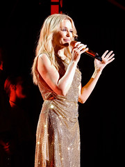 Kylie Minogue - Summer 2019 - Step Back In Time Tour - Scarborough Open Air Theatre - 01.08.19 - 093