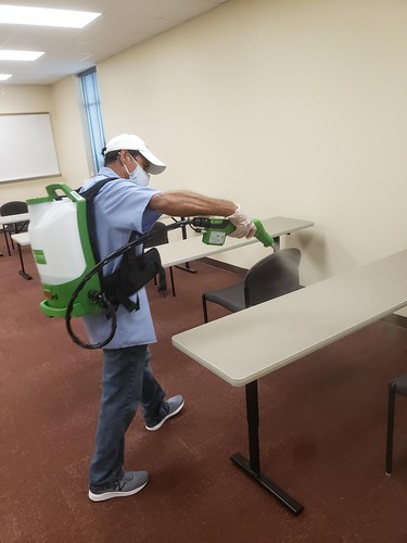 Creating a Safer Stetson during COVID-19