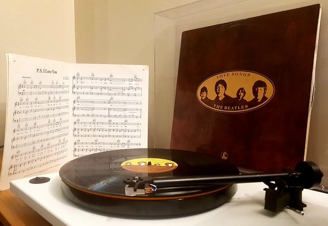 Beatles - Love Songs