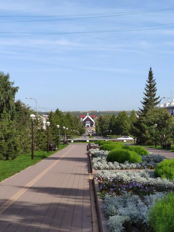 Белово - Улица Юбилейная