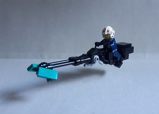Rebels speeder bike | by @gruja