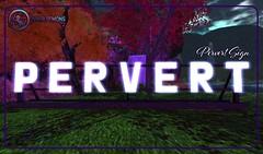 {ID} Pervert Sign @ Forbidden Fridays