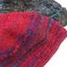La Boutique Extraordinaire - Monique Poirier - Bonnet mohair & soie crocheté main - 95 €