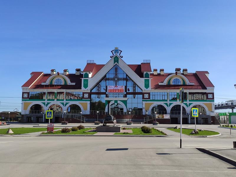Белово - Жд вокзал