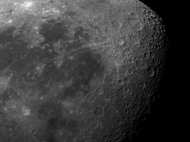 Lunar detail
