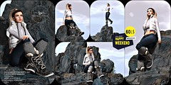 Secret Poses - In The Mountains @ Happy Weekend