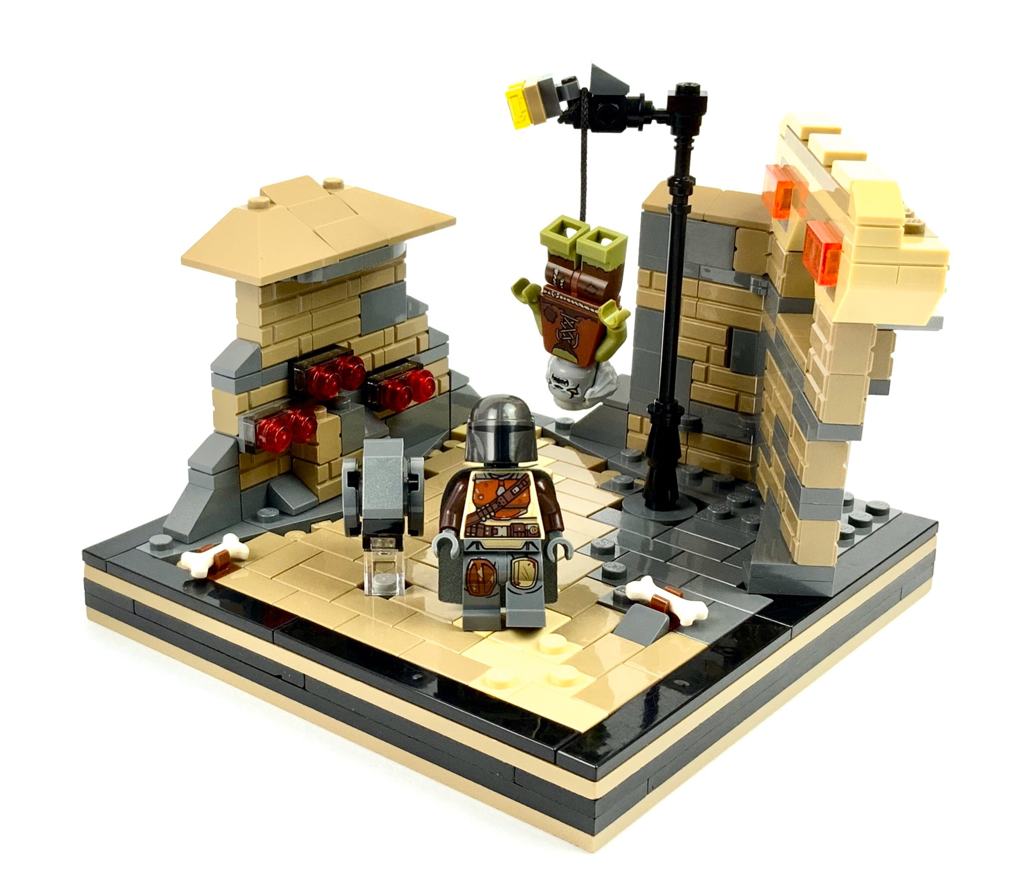 LEGO - The Mandalorian Season 2 (Chapter 10: The Passenger)