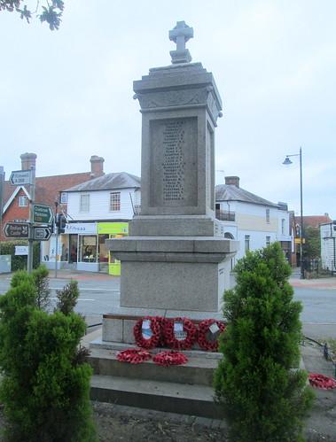 Hawkhurst, Kent, War Memorial